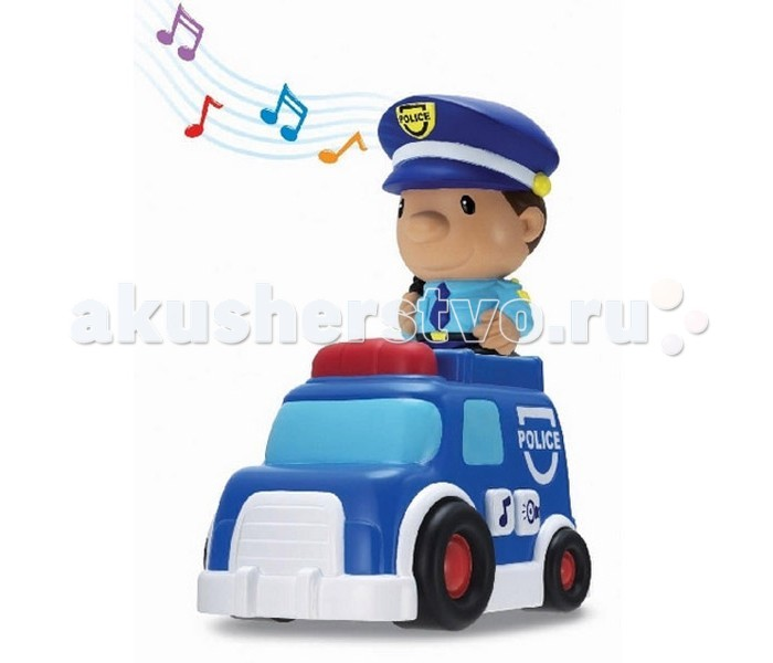 Keenway Игровой набор ПолицейскийИгровой набор ПолицейскийУ инспектора из игрового набора Полицейский, кроме поимки нарушителей, есть еще много других важных обязанностей.  Например, он должен помогать переходить улицу детям и старикам и регулировать движение, если вдруг на перекрестке сломается светофор.  В комплекте: полицейский, машина. 2 демонстрационные батарейки АА.<br>