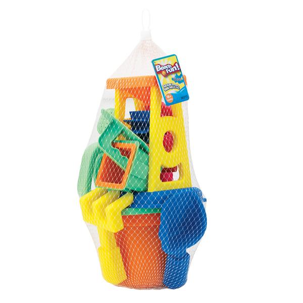 Keenway Набор из 15 игрушек для песочницы 30313Набор из 15 игрушек для песочницы 30313Набор для песочницы. 15 игрушек.<br>