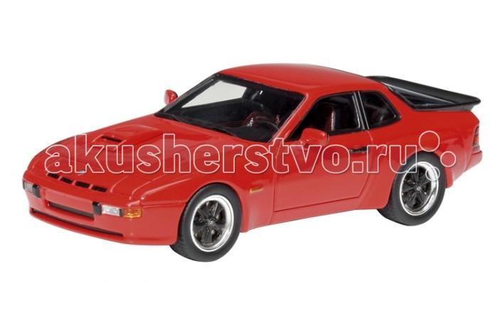 Schuco Автомобиль Porsche 924 GT, красный 1:43
