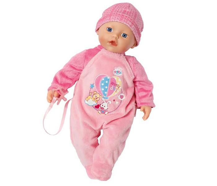 Zapf Creation Игрушка my little BABY born Кукла, 32 см