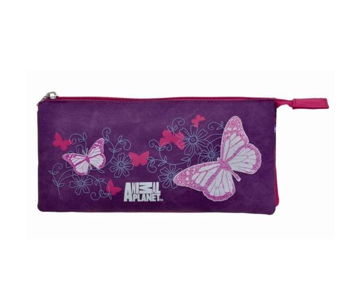 Action Пенал-косметичка Animal Planet Бабочки от Акушерство