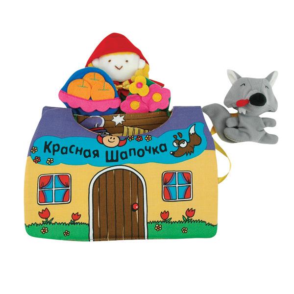 Книжки-игрушки K'S Kids Книжка Красная Шапочка