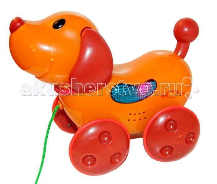 Каталки-игрушки Keenway Веселый щенок