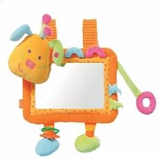 Подвесные игрушки Gulliver на кроватку Мое первое зеркальце