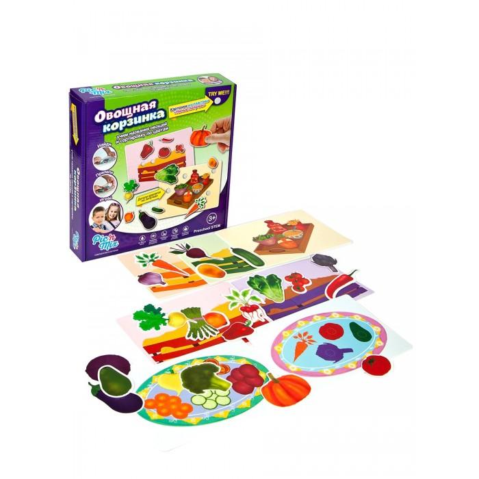 Развивающая игрушка Pic`n Mix Овощная корзинка