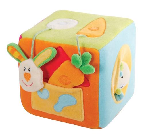 Развивающие игрушки Gulliver куб 278279