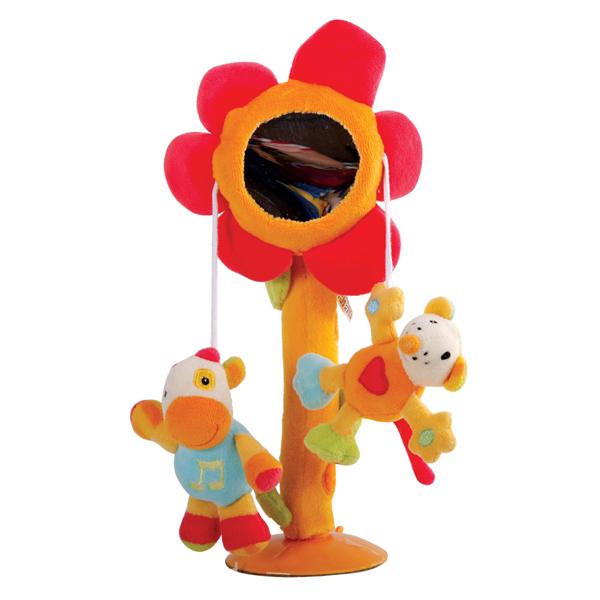 Подвесные игрушки Gulliver в автомобиль Цветок, Мышка, Корова