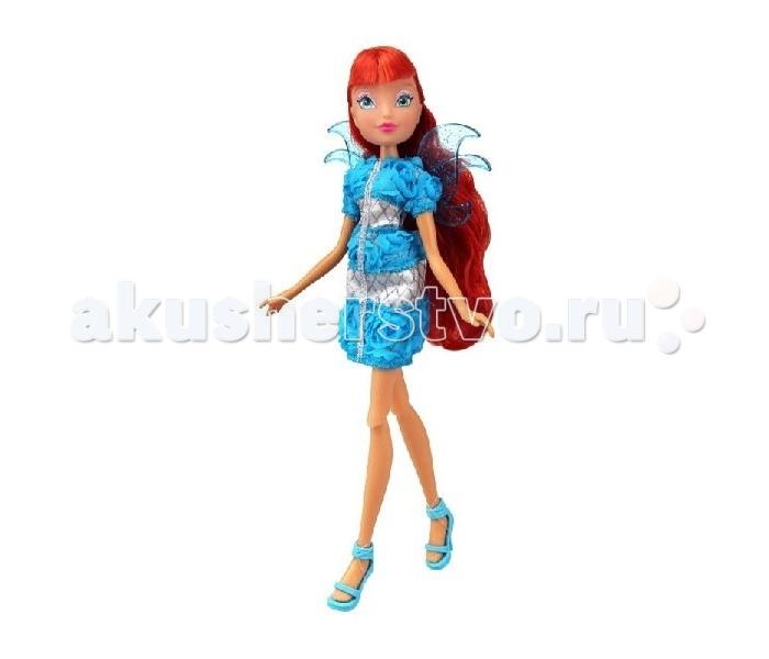 Winx Club Кукла Нежная роза Блум 27 см