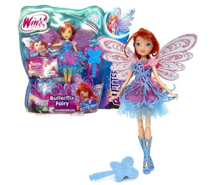 Winx Club Кукла Баттерфликс Блум 27 см
