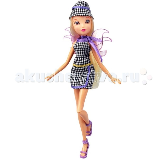 Winx Club Кукла Парижанка Стелла 27 см