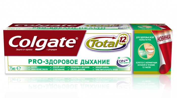 Colgate Total 12 Pro ������ ����� �������� ������� 75 ��