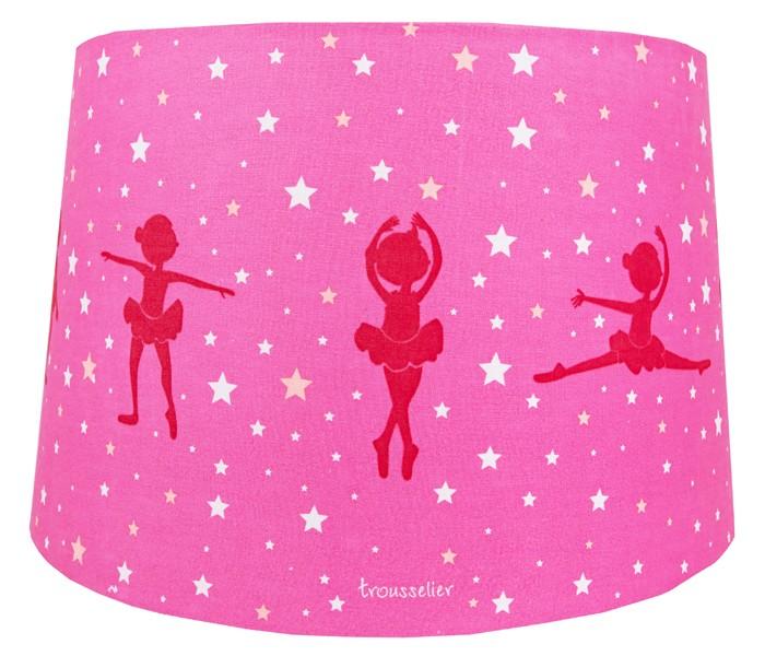 Светильник Trousselier Абажур Ballerina Pink 34х22 см