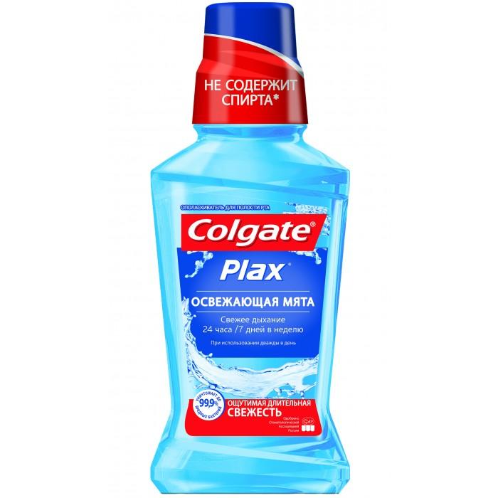 Colgate Plax Ополаскиватель для полости рта Освежающая мята 250 мл
