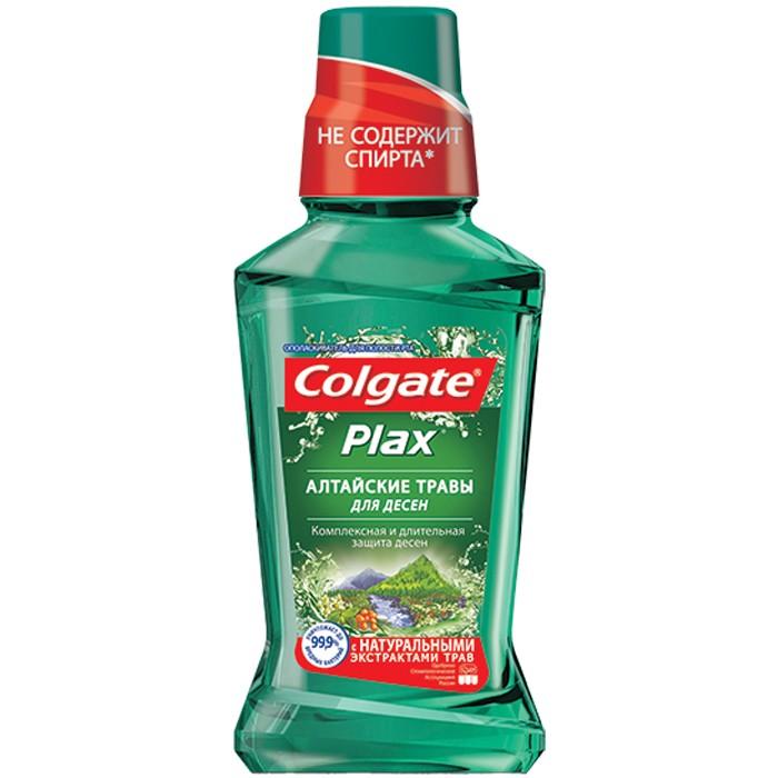 Colgate Plax Ополаскиватель для полости рта Алтайские травы 250 мл