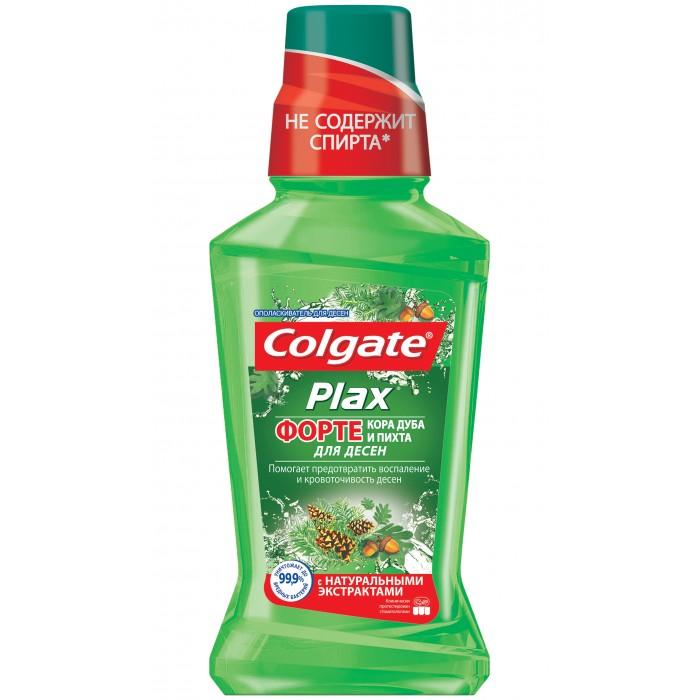 Colgate Plax Форте Ополаскиватель для полости рта Кора Дуба и Пихта 250 мл