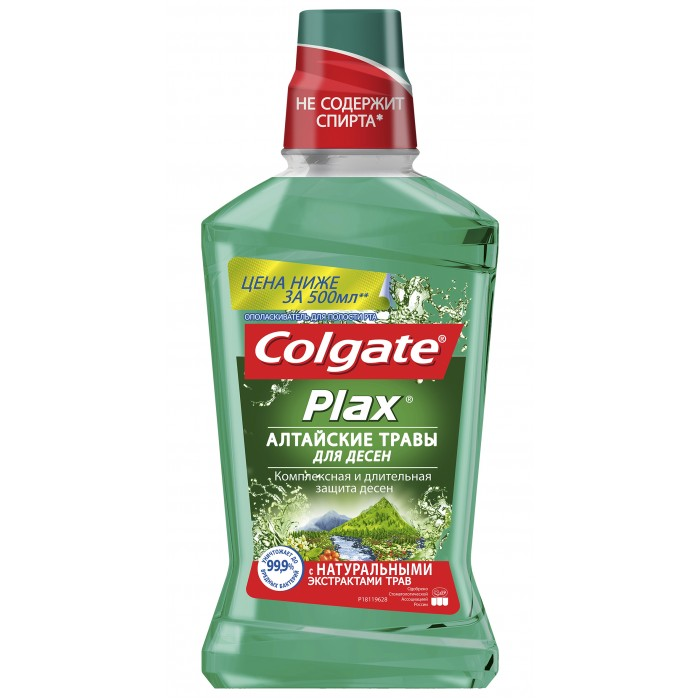 Colgate Plax �������������� ��� ������� ��� ��������� ����� 500 ��