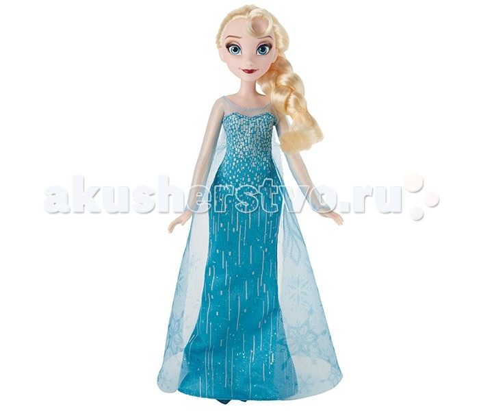 Hasbro Кукла Disney Frozen Эльза из Эренделла