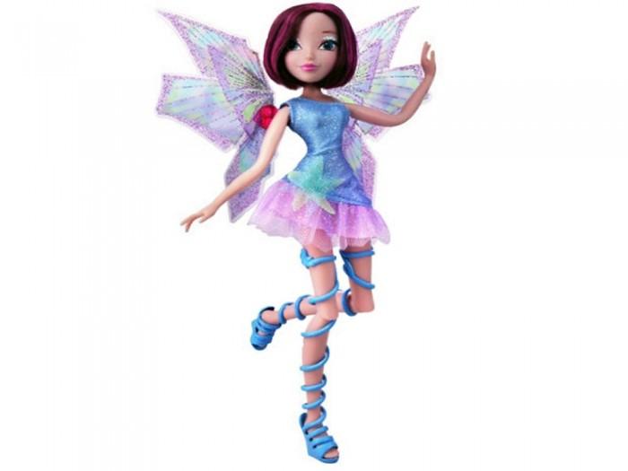 Winx Club Кукла Мификс Техна 27 смКукла Мификс Техна 27 смWinx Club Кукла Мификс Техна идеальные игрушки для детей от 3 лет.  Кукла Винкс — это изящная фея небольшого размера, изготовленная из высококачественного пластика.  Особенности: Коллекция Winx Мификс - новые образы очаровательных фей, представленные в 6 сезоне мультсериала.  Каждая кукла коллекции отличается неповторимой индивидуальностью.  Наряды яркие и разнообразные, ножки кукол обуты в изящные туфельки с ремешками.  Каждая кукла поставляется в комплекте с игровой картой, на которой вы найдете уникальный код. С помощью этого кода девочки смогут получить доступ к новым возможностям любимых персонажей, играя в мобильные приложения.  Все куклы комплектуются красивыми пластиковыми скипетрами и подвижными съемными крыльями индивидуальной формы и расцветки.  Игрушки оснащены шарнирами, благодаря которым ноги кукол можно сгибать в коленях, руки и головы поворачиваются.   В комплекте: кукла,  скипетр,  крылья,  карточка с кодом  Высота куклы: 27 см<br>