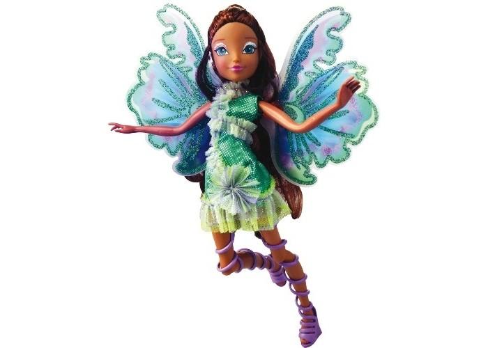 Winx Club Кукла Мификс Лейл 27 смКукла Мификс Лейл 27 смWinx Club Кукла Мификс Лейла идеальные игрушки для детей от 3 лет.  Кукла Винкс — это изящная фея небольшого размера, изготовленная из высококачественного пластика.  Особенности: Коллекция Winx Мификс - новые образы очаровательных фей, представленные в 6 сезоне мультсериала.  Каждая кукла коллекции отличается неповторимой индивидуальностью.  Наряды яркие и разнообразные, ножки кукол обуты в изящные туфельки с ремешками.  Каждая кукла поставляется в комплекте с игровой картой, на которой вы найдете уникальный код. С помощью этого кода девочки смогут получить доступ к новым возможностям любимых персонажей, играя в мобильные приложения.  Все куклы комплектуются красивыми пластиковыми скипетрами и подвижными съемными крыльями индивидуальной формы и расцветки.  Игрушки оснащены шарнирами, благодаря которым ноги кукол можно сгибать в коленях, руки и головы поворачиваются.   В комплекте: кукла,  скипетр,  крылья,  карточка с кодом  Высота куклы: 27 см<br>