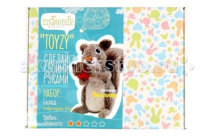 ToyzyKit Валяние из шерсти БелкаВаляние из шерсти БелкаЗамечательный набор для рукоделия Валяние из шерсти станет отличным подарком для любого творческого ребенка.   С помощью детальной инструкции, схемы и материалов ребенок сможет создать своими руками потрясающую поделку. Готовая работа может стать достойным подарком или сувениром для друзей и близких.   Все материалы для изготовления игрушки являются 100% натуральными и качественными.  Состав набора: детальная инструкция схема необходимые материалы (шерсть, пластика для глазок) инструменты для рукоделия  Валяние из шерсти - увлечение, ставшее популярным благодаря появлению наборов для рукоделия с необходимыми инструментами и материалами. В наборах используется специальный материал латвийский кардочес. Данный материал очень пластичен, идеален для первых шагов в освоении техники сухого валяния иглой, имеет широкую цветовую гамму, поверхность готовой игрушки получается однородной.<br>