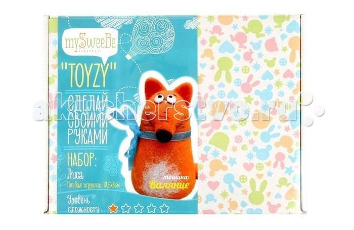 ToyzyKit Валяние из шерсти ЛисаВаляние из шерсти ЛисаЗамечательный набор для рукоделия Валяние из шерсти станет отличным подарком для любого творческого ребенка.   С помощью детальной инструкции, схемы и материалов ребенок сможет создать своими руками потрясающую поделку. Готовая работа может стать достойным подарком или сувениром для друзей и близких.   Все материалы для изготовления игрушки являются 100% натуральными и качественными.  Состав набора: детальная инструкция схема необходимые материалы (шерсть, пластика для глазок) инструменты для рукоделия  Валяние из шерсти - увлечение, ставшее популярным благодаря появлению наборов для рукоделия с необходимыми инструментами и материалами. В наборах используется специальный материал латвийский кардочес. Данный материал очень пластичен, идеален для первых шагов в освоении техники сухого валяния иглой, имеет широкую цветовую гамму, поверхность готовой игрушки получается однородной.<br>