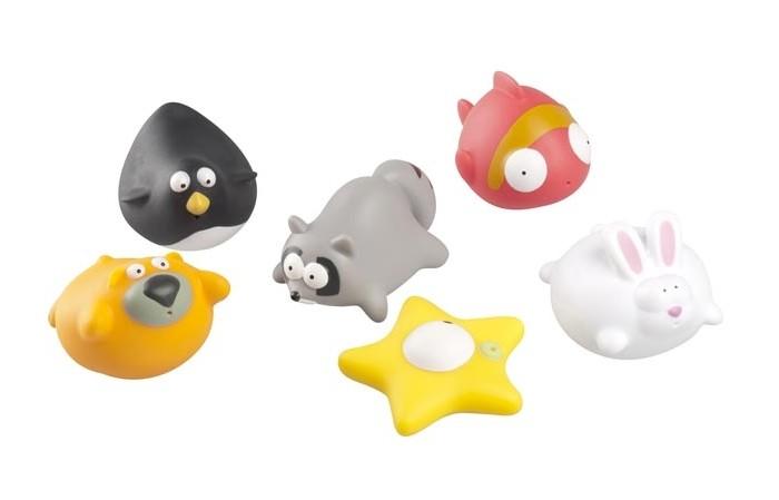 Babymoov Игрушка для ванны 104919 6 шт.