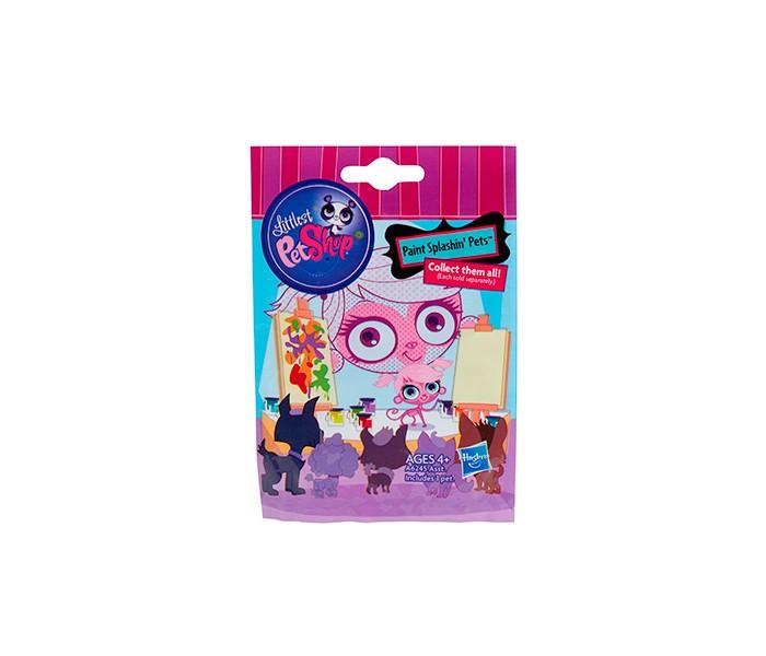 Littlest Pet Shop Hasbro Фигурка Зверюшка в закрытом пакетике