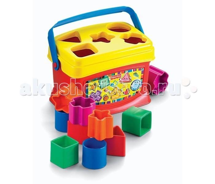 Сортеры Fisher Price Набор Первые кубики малыша K7167