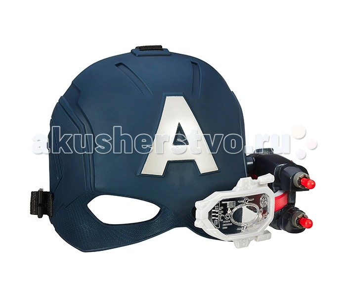 Hasbro Электронный шлем Первого Мстителя