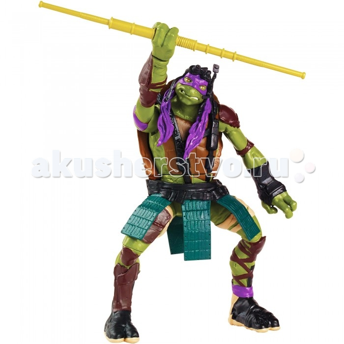Turtles Фигурка Черепашки-ниндзя Донателло Movie Line 14 см