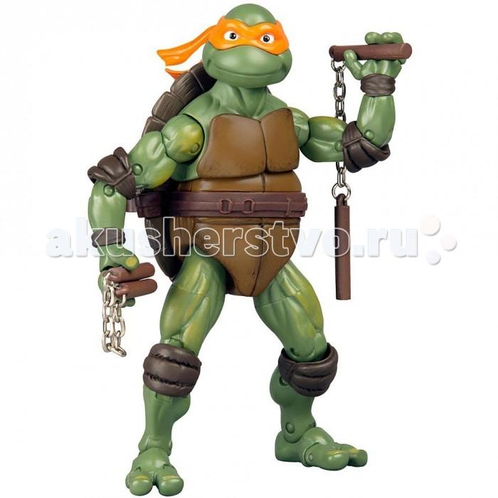Turtles Фигурка Черепашки-ниндзя Классическая Микеланджело 15 см