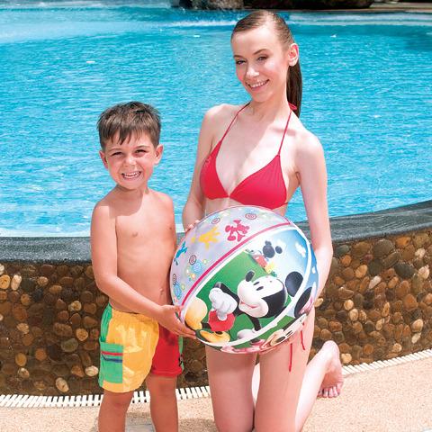 Disney Мяч пляжный Микки-Маус 51 см 91001B от Акушерство
