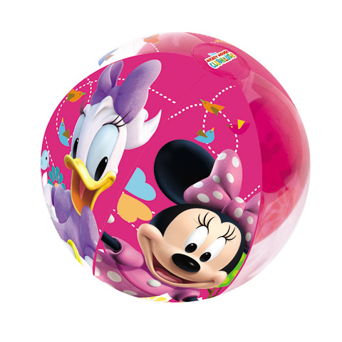 Disney Мяч пляжный Минни и Дэйзи 51см 91022B от Акушерство