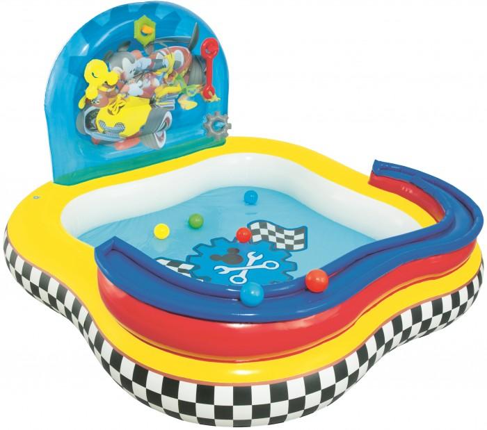 Бассейны Disney Игровой центр с бассейном Микки-Маус 91015B
