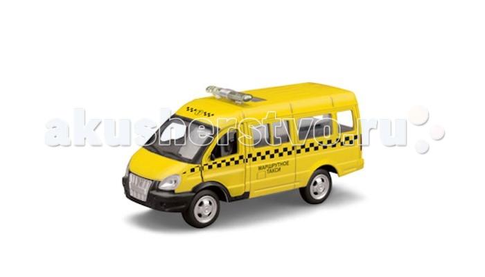 Технопарк Машина Газель Такси X600-H09034-RМашина Газель Такси X600-H09034-RТехнопарк Машина Газель такси, открываются двери, в коробке 3 х 36 шт.  Модель Газель такси - это коллекционная модель, изготовленная с необычайной точностью вплоть до самых мелких деталей. Игрушка имеет литой металлический корпус, фары, прочные, небьющиеся стекла, резиновые колеса, что очень нравится всем детям. Двери открываются. Газель оснащена инерционным механизмом: стоит откатить ее назад, слегка нажав на ее крышу, и отпустить, и танк молниеносно поедет вперед.  Газель - замечательный подарок, ведь он принесет малышу не только радость, но и познакомит с удивительным миром техники. Увлекательная сюжетно-ролевая игра не только развлекает ребенка, но и вырабатывает такие практические качества, как ловкость и слаженность движений рук, сноровку и координацию, развивает мелкую моторику пальцев рук, заставляет подвигаться и пофантазировать.<br>