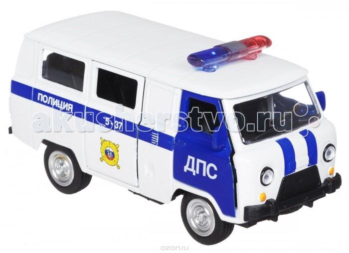 Технопарк Машина Уаз 39625 полиция ДПС