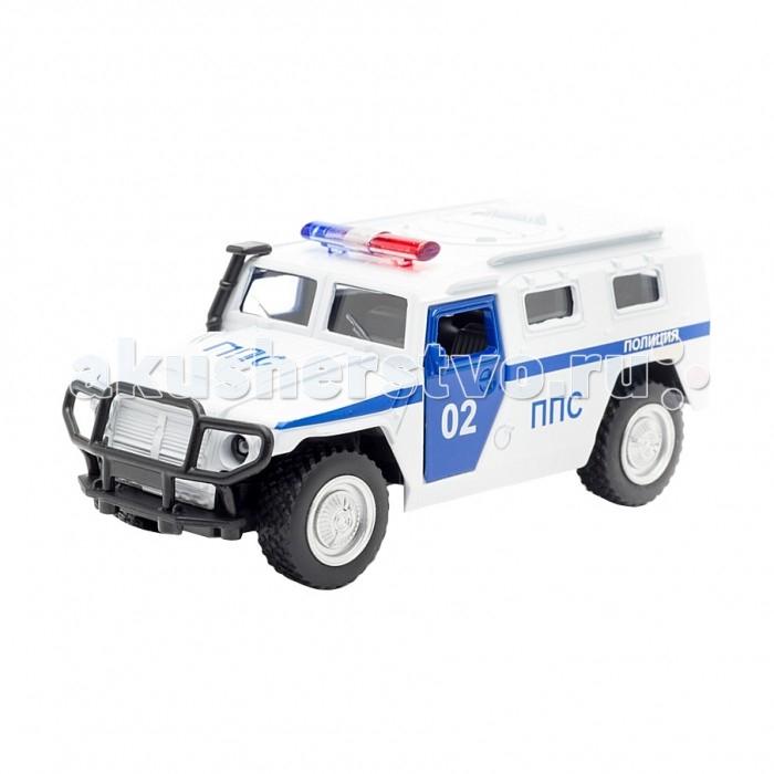 Технопарк Машина Газ Тигр Полиция