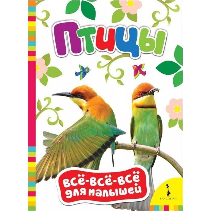 Росмэн Книжка Птицы