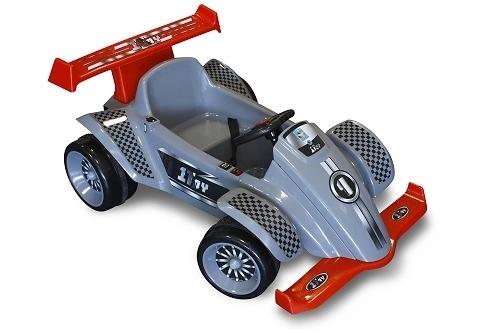 Электромобиль 1 Toy Машина Т54578