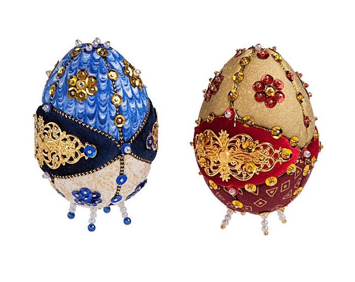 Волшебная мастерская Кинусайга 3D Декоративное яйцо 2 шт.Кинусайга 3D Декоративное яйцо 2 шт.Волшебная мастерская Кинусайга 3D Декоративное яйцо 2 шт.  Набор для творчества Кинусайга 3D Декоративное яйцо будет интересен детям школьного возраста и взрослым. Все необходимое уже есть в наборе. Вам остается просто насладиться процессом творчества! Результатом работы станет изящное и яркое яйцо, так похожее на настоящее ювелирное изделие! Размер готового изделия - от 8,5 до 10 см.  Комплект: пенопластовое яйцо - 10х7 см атласная лента пайетки бисер бусины украшения-цветочки гвоздики - булавки инструкция.<br>