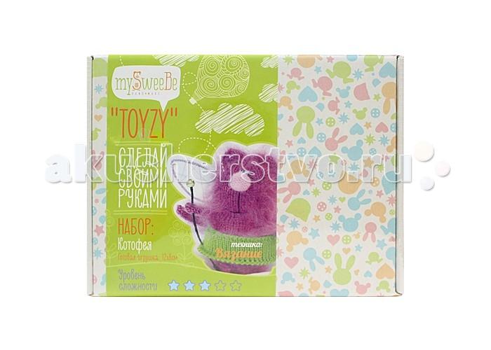 ToyzyKit Набор для вязания КотофеяНабор для вязания КотофеяToyzyKit Набор для вязания Котофея  Замечательный набор для рукоделия Набор для вязания станет отличным подарком для любого творческого ребенка.   С помощью детальной инструкции, схемы и материалов ребенок сможет создать своими руками потрясающую поделку. Готовая работа может стать достойным подарком или сувениром для друзей и близких.   Все материалы для изготовления игрушки являются 100% натуральными и качественными.  Состав набора: детальная инструкция схема необходимые материалы (пряжа, нитки, наполнитель) инструменты для рукоделия  В каждом наборе для вязания - оригинальная по дизайну игрушка, уникальная авторская идея, для воплощения которой в наборе содержатся инструменты, материалы и подробная пошаговая инструкция с цветными фотографиями.<br>