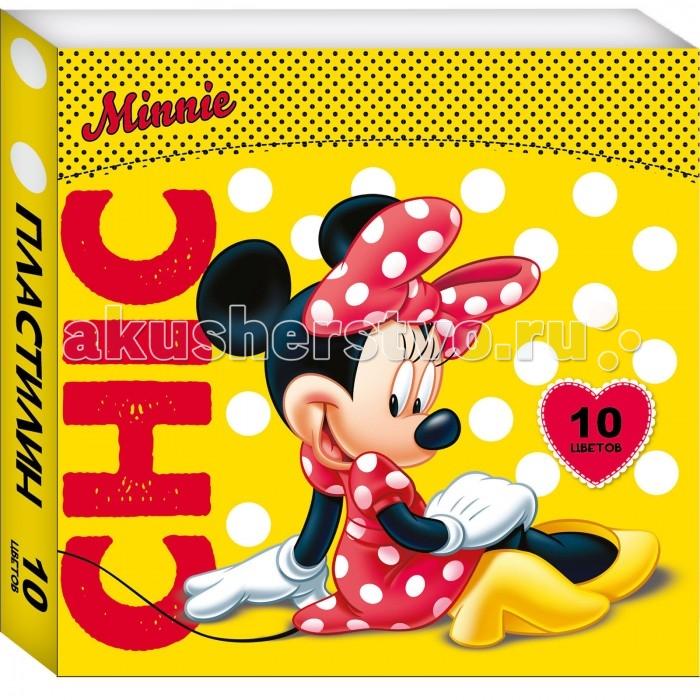 Disney Пластилин 10 цветов Минни