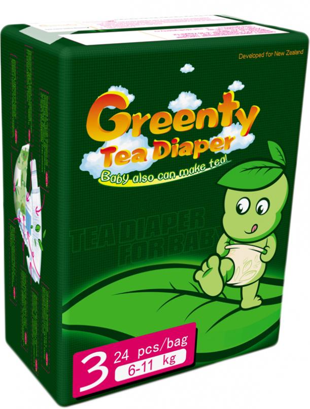Greenty ���������� 3 (6-11 ��) 24 ��.