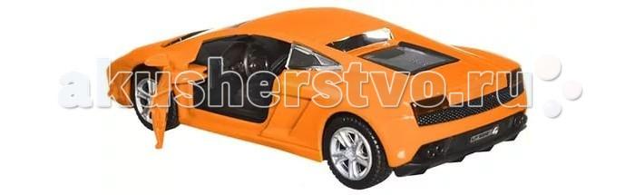 Технопарк Машина Lamborghini gallardo lp 560-4Машина Lamborghini gallardo lp 560-4Технопарк Машина Lamborghini gallardo lp 560-4, инерционная, открыввющиеся двери, в коробке 2 х 36 шт.    Коллекционные машины бренда Технопарк станут отличным подарком для юного исследователя мира техники. Модель выполнена из высококачественного металла.  Замечательная машинка от торговой марки Технопарк станет прекрасным дополнением коллекции автомобилей вашего ребенка. Игрушка выполнена с высокой степенью детализации, в точности повторяя суперкар марки Lamborghini gallardo lp 560-4. Модель имеет металлический корпус, дополненный пластиковыми элементами. Прозрачные стекла позволяют детально изучить салон суперкара. Миниатюрная копия спортивного автомобиля порадует как ребенка, так и взрослого коллекционера.<br>