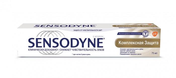 Sensodyne ������ ����� ����������� ������ 75 ��