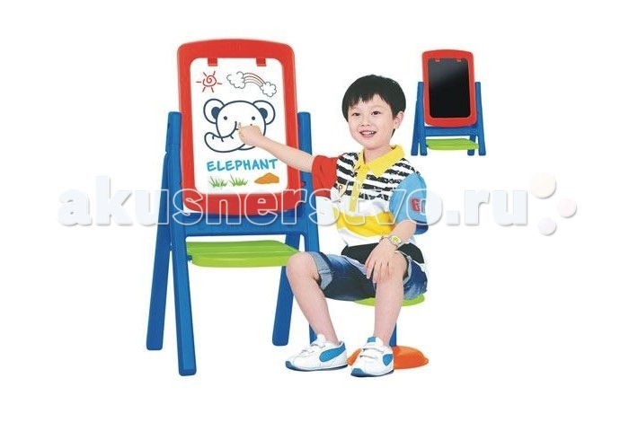 S+S Toys Мольберт со стульчиком 100472878 от Акушерство