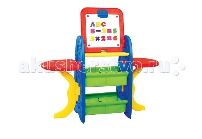 S+S Toys Детская парта-мольберт Арт-студия 100472863 от Акушерство