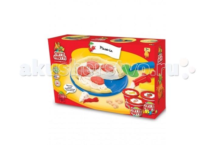 Bojeux (Bj) Набор массы для лепки ПиццерияНабор массы для лепки ПиццерияНабор массы для лепки Пиццерия cостоит из трех баночек с массой, лопатки, ножа, выдавливающего пресса, скалки и двух тарелочек. В общем есть все для того, чтобы приготовить вкусную пиццу! Набор предназначен для детей от 3-х лет.  Масса для лепки ароматизирована. Масса очень мягкая.<br>