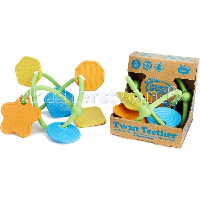 Прорезыватель Green Toys 70765