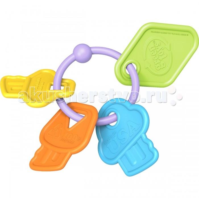 Прорезыватель Green Toys Ключики